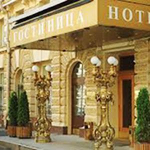 Гостиницы Инты
