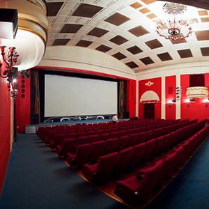 Кинотеатры Инты